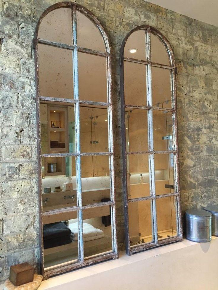 Best 25 Window Mirror Ideas On Pinterest Cottage Framed