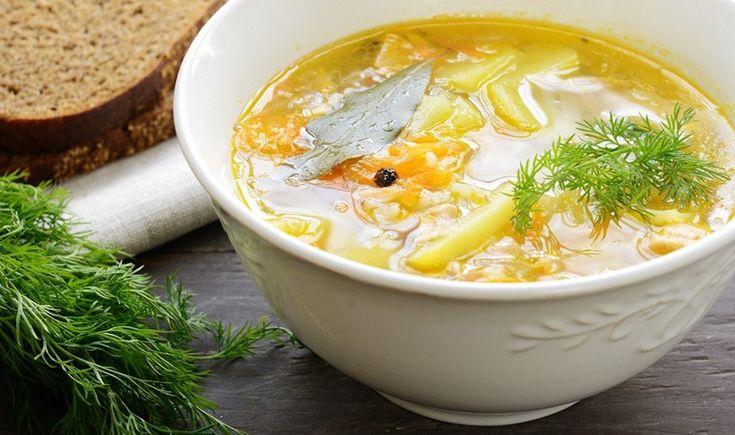 Δυναμωτική ψαρόσουπα με λαχανικά