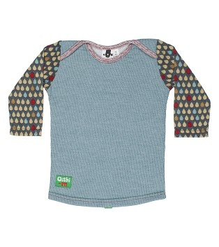 Lylie Smilie Long Sleeve Tee by Oishi-m