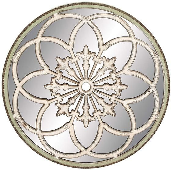 Bailey Wall Mirror - Round Wall Mirror - Large Wall Mirrors - Decorative Wall Mirrors   HomeDecorators.com