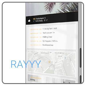 Rayyy for KLWP v4.0 APK