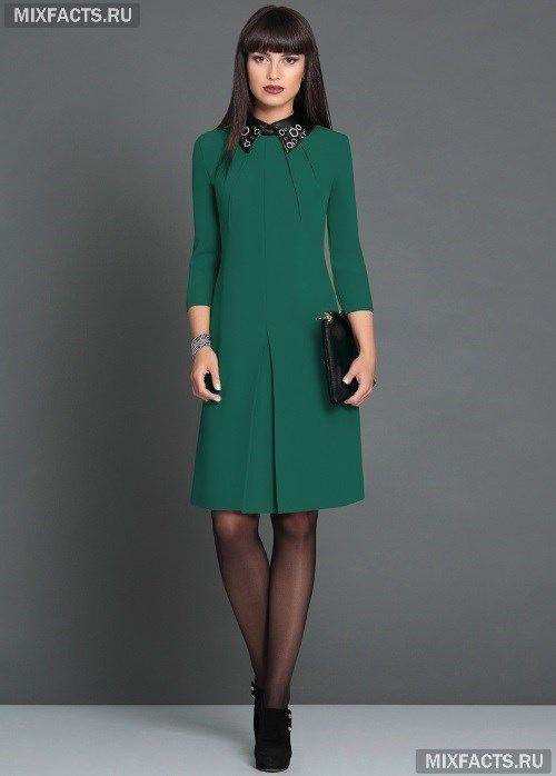 Осенне весенние платья фото