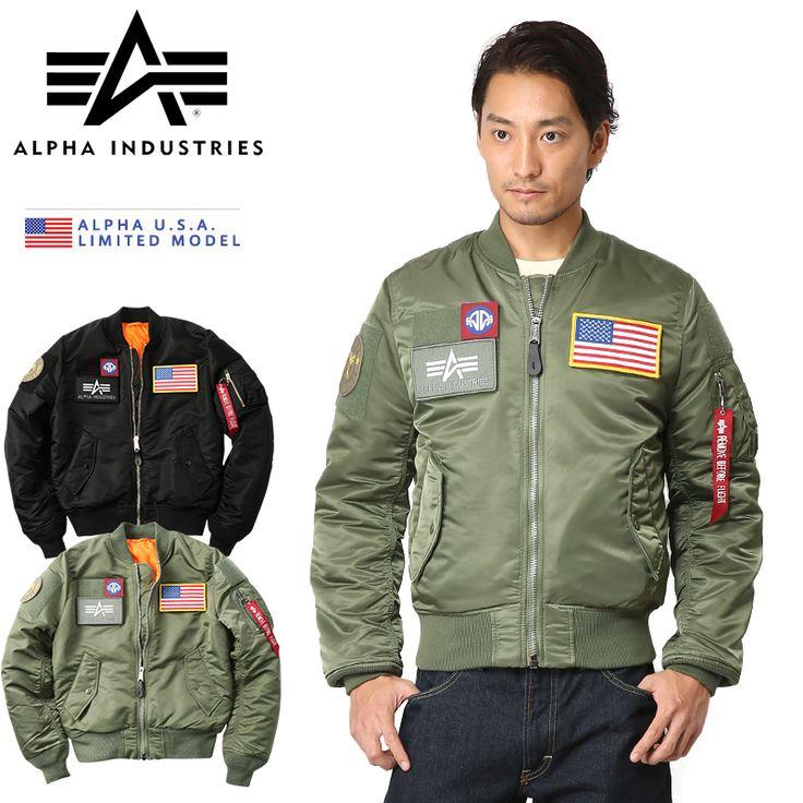 【楽天市場】【予約販売】ALPHA アルファ USA 日本未発売 MA-1 FLEX SLIM フライトジャケット TA0125 ミリタリージャケット 大きいサイズ メンズ ミリタリー アウトドア WIP-1:ミリタリーセレクトショップWIP