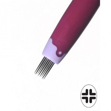 Pergamano single needle tool
