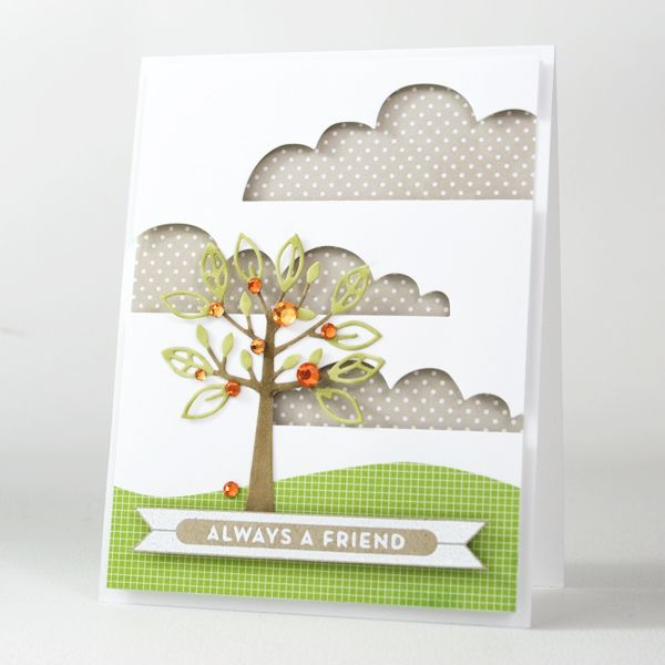 Awesome card created by Shari Carroll for Simon Says Stamps Summer School Series. June 2013