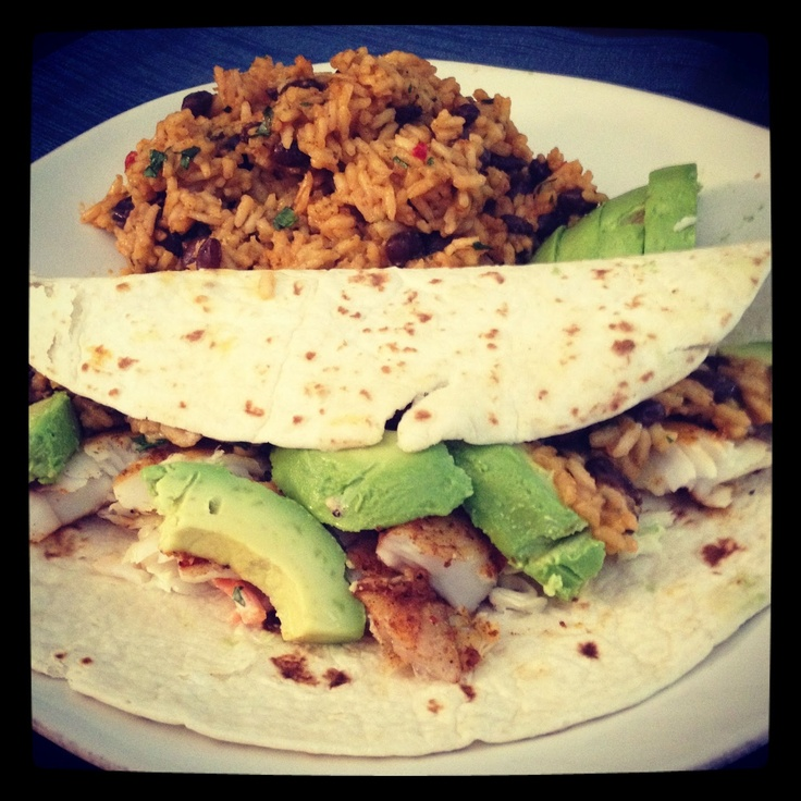 17 best images about fish tacos on pinterest guacamole for Best grilled fish taco recipe