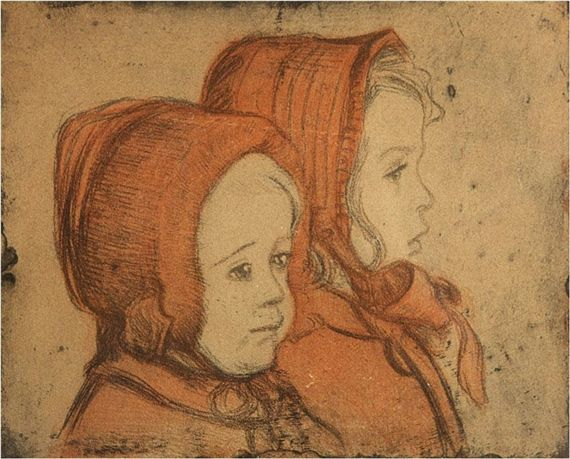 Eero Järnefelt, Artist's Daughters Finland