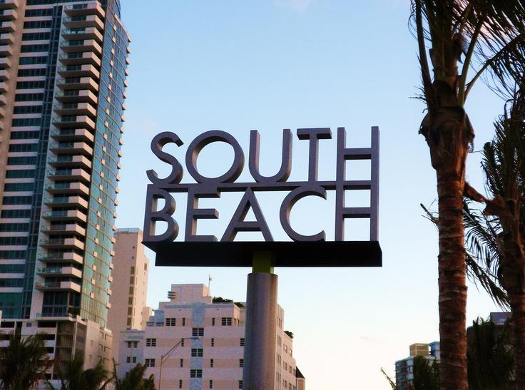 Miami, Florida. South Beach