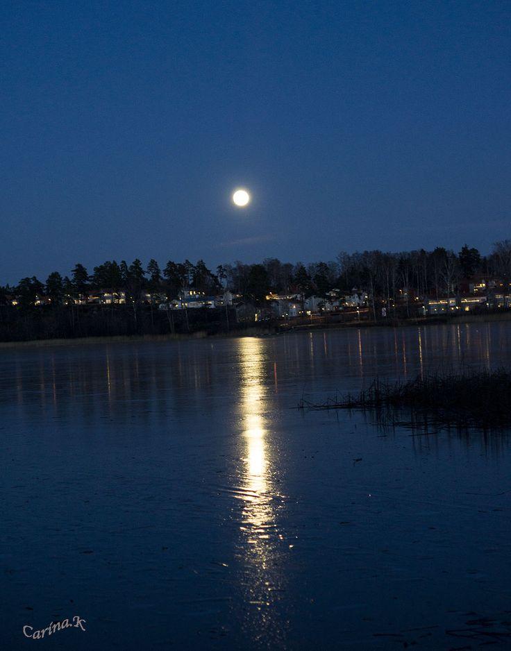 Fullmåne i januari