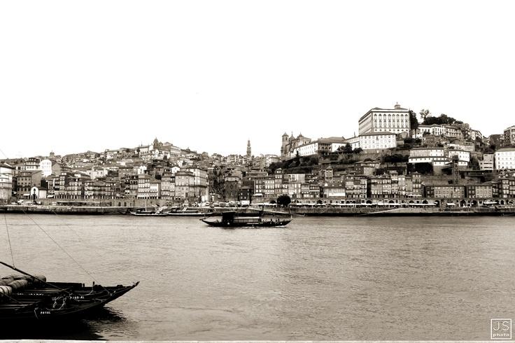 SEPIA   OLD PHOTO   - photoshop art [Oporto, Portugal 2012]