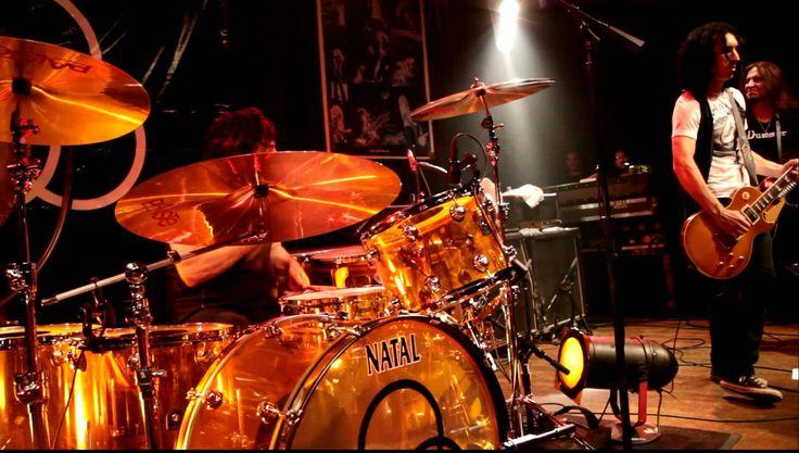 "Carmine Appice - ""Black Dog"" - Bonzo's Birthday Bash 2012'  5-31-12'"