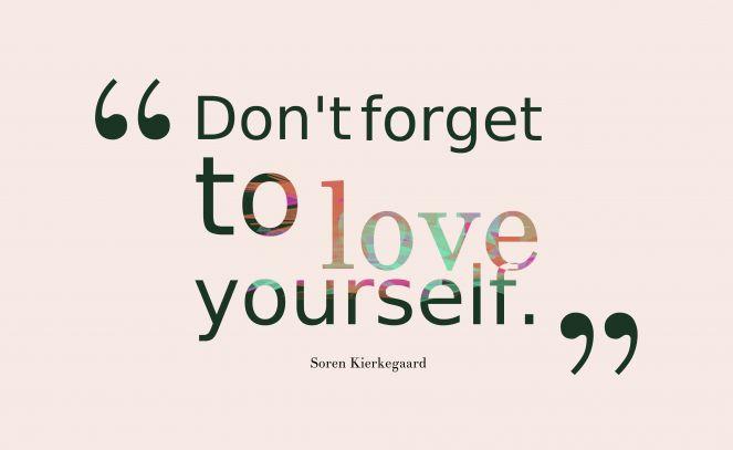 Apprendre à s'aimer pour réussir sa vie