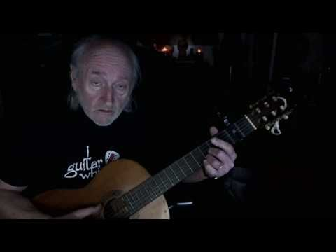 Poke Salad Annie Lesson in Open D Tuning, Old Geezer Method, Uncle Raggy