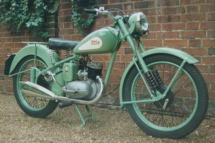 BSA Bantam 1953