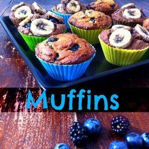 Muffins! - PeachyPaleo