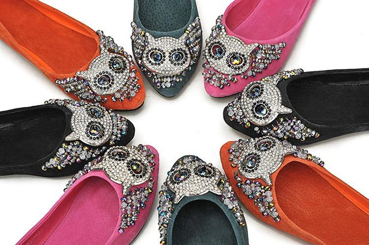 Owl Shoes #owl #shoes