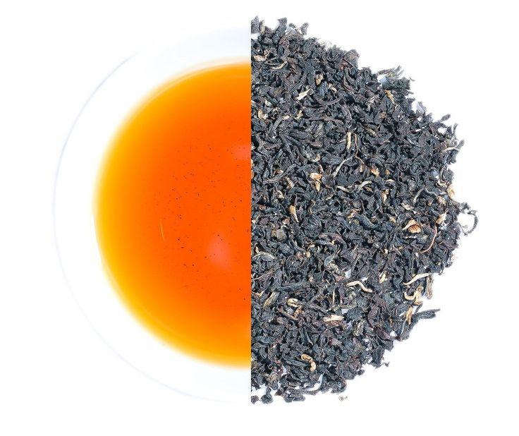 Mana Organics Loose Leaf Tippy Golden Flower Orange Pekoe tea