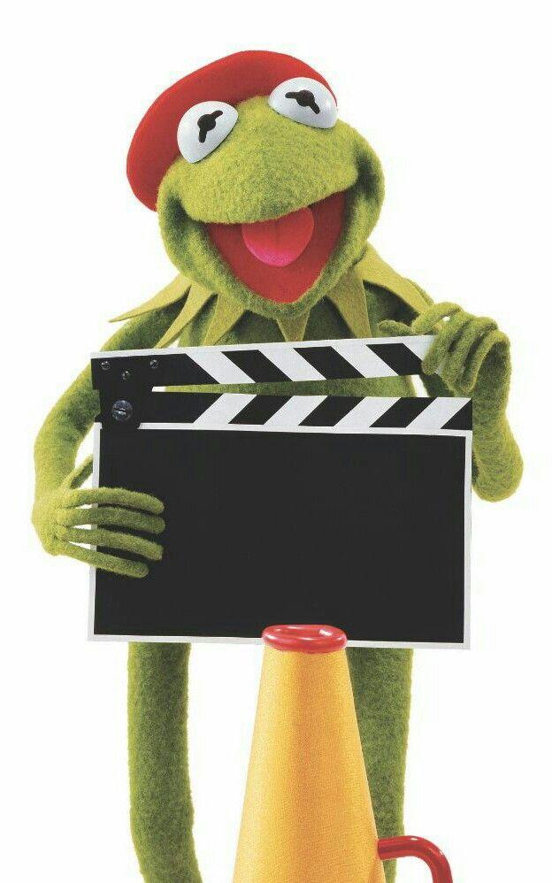 Il Muppets UFFICIALE 2D Scheda Di Partito Maschera varietà Set di 6 con Kermit