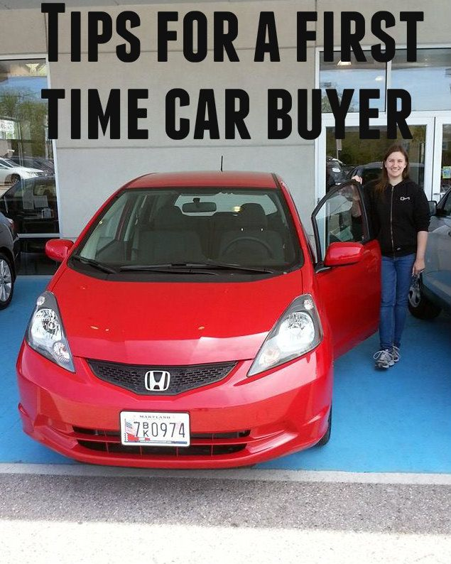 How do i purchase my first car?