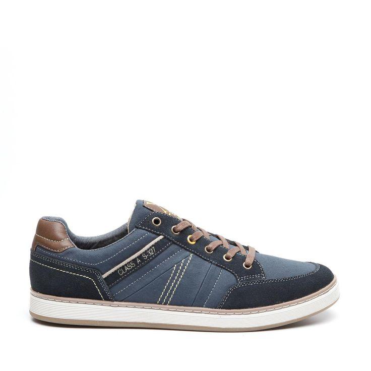 Emilio Luca Red - blauwe sneakers | Dolcis.nl