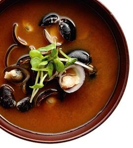 """MIso-Soup"" 味噌汁、和食、しじみ"