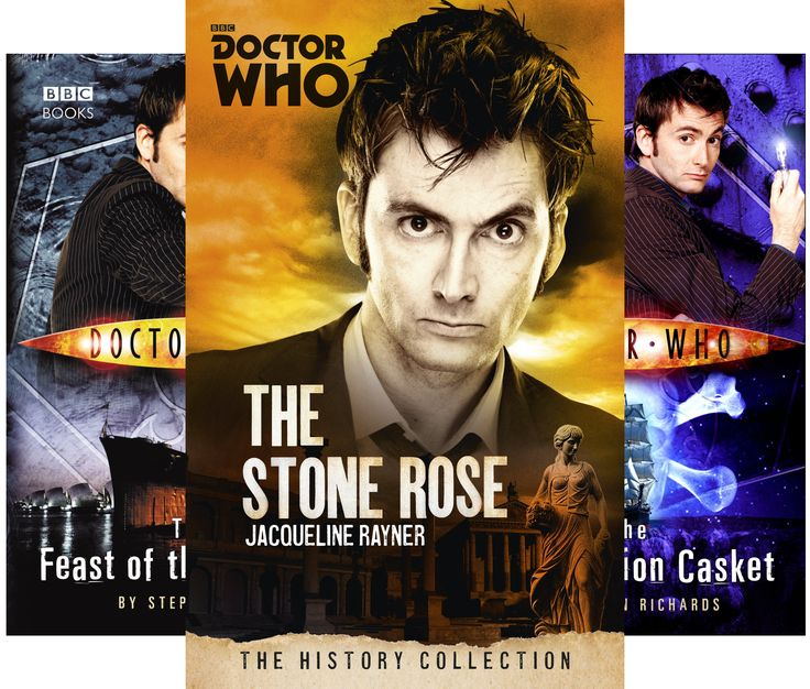 Doctor Who: New Series Adventures (30 Book Series) @ niftywarehouse.com #NiftyWarehouse #DoctorWho #DrWho #Whovians #SciFi #ScienceFiction #BBC #Show #TV