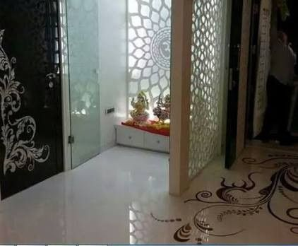 One Side Wall N One Side Panel Like Our Home Glass Doors