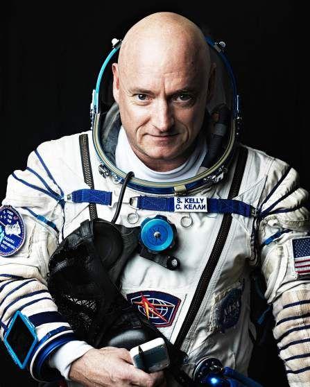 U.S. Astronaut Scott Kelly