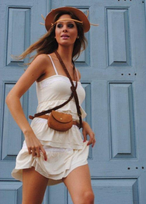 Inspiração de look para curtir o carnaval : Cangaceira