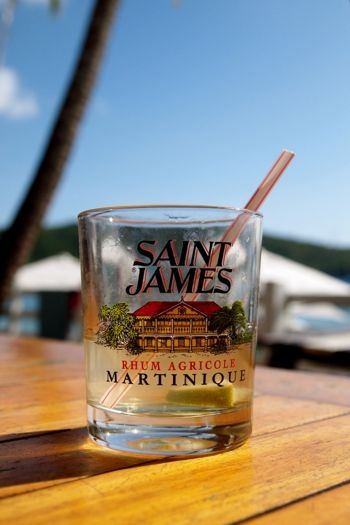 Ti' Punch, The More Practical Hurricane Season Cocktail | Martinique ...