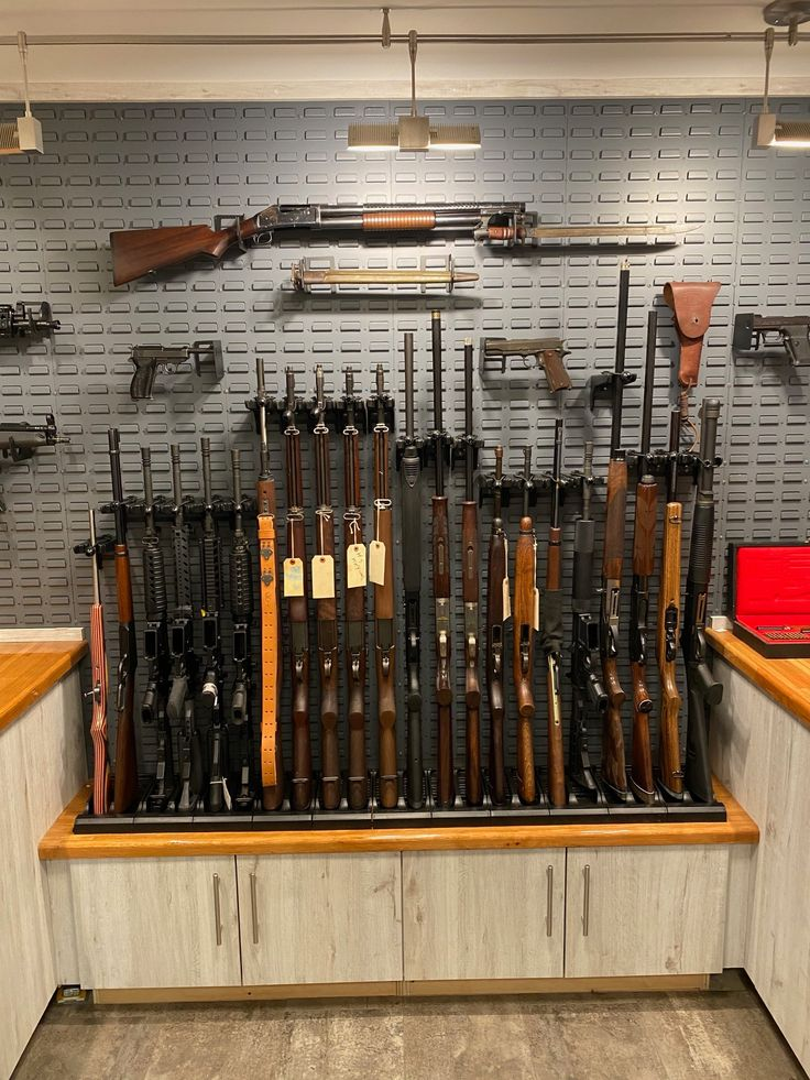 Pin on Gun Storage Solutions