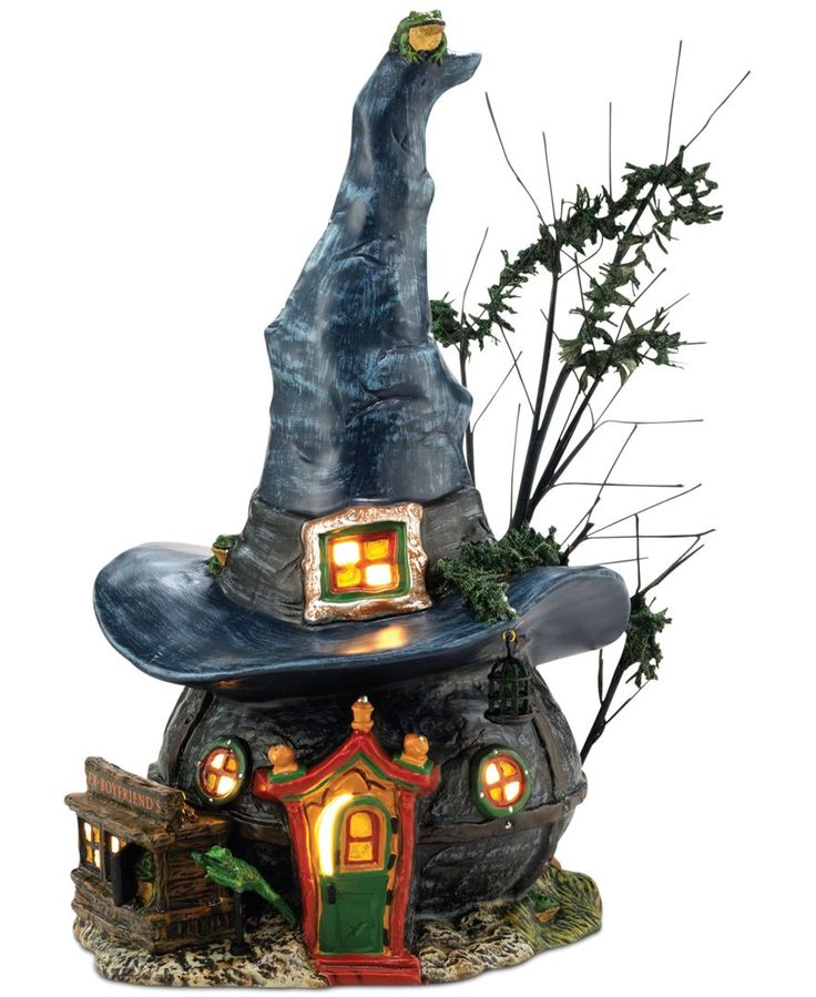 Department 56 Halloween Village Toads and Frogs Collectible Figurine