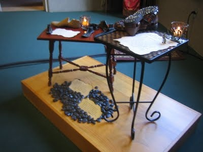 PRAYER STATION - Armor of God - Shoes of the gospel of peace