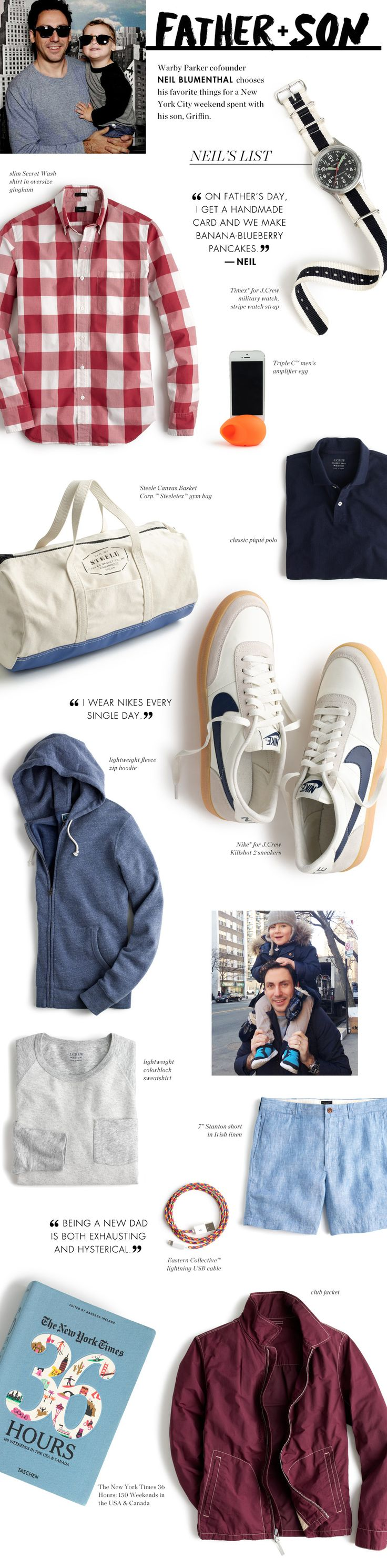 Father's Day - - J.Crew