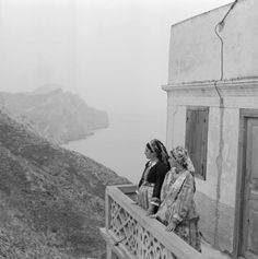 """Greece - Balafas, Costas (1920-2011) Photo used on the cover of his book, """"The Islands""""."""