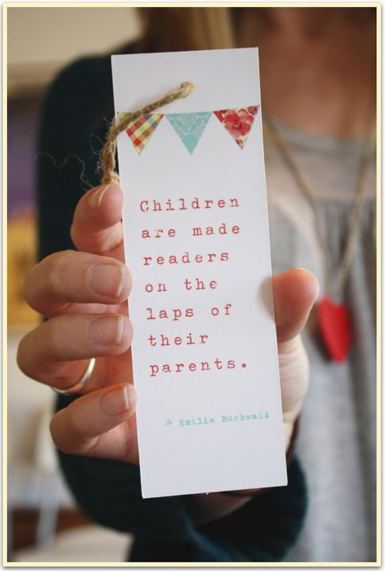 Read Across America Gift for Parents