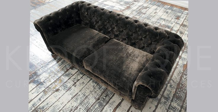 Mayfair Velvet Sofa