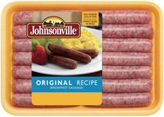 How to bake Breakfast Sausage Links     Preheat oven to 350°F. Place sausage links on a shallow baking pan. Bake for 12-15 minutes or until cooked through and browned, turning links once.