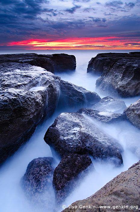 Devil's Cauldron, Australia