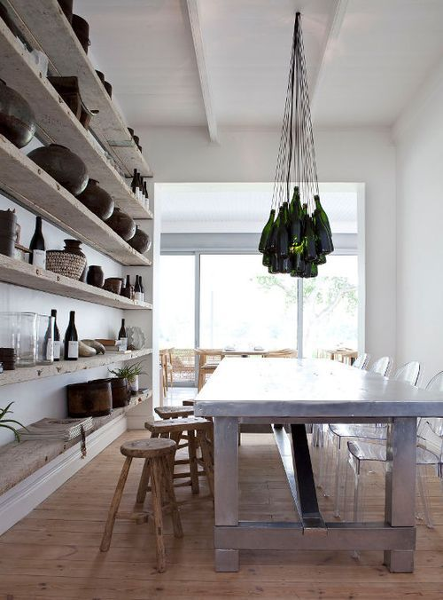 simple and raw #kitchen