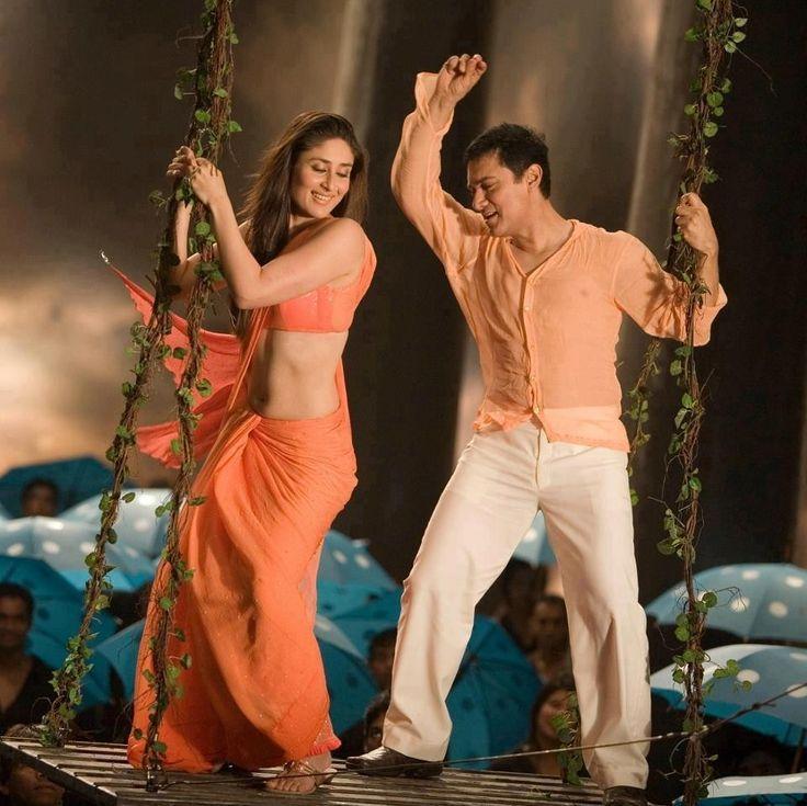 Kareena Kapoor & Aamir Khan / 3 Idiots