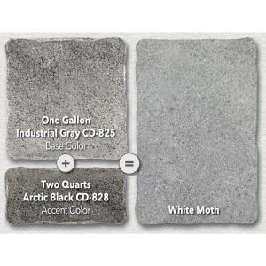 BEHR Premium 1 qt. #CD-828 Arctic Black Concrete Dye 86304 at The Home Depot - Mobile