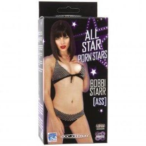"Bobbi Starr Ur3 Pocket Ass (Package Of 6) Half Case by Doc Johnson. $84.73. 6 Pack. Great to stock your shelfs. great bedroom gift. Are you man enough to handle four of the most desired porn stars in the world? Faye Reagan - 2011 AVN ""Female Performer of the Year"" Nominee, Kimberly Kane - 5X AVN award winner, Kristina Rose - XRCO, 2011 Super Slut of the Year, or Bobbi Starr - XRCO, 2010 Super Slut of the Year. Be one of the first 'average Joe's..."