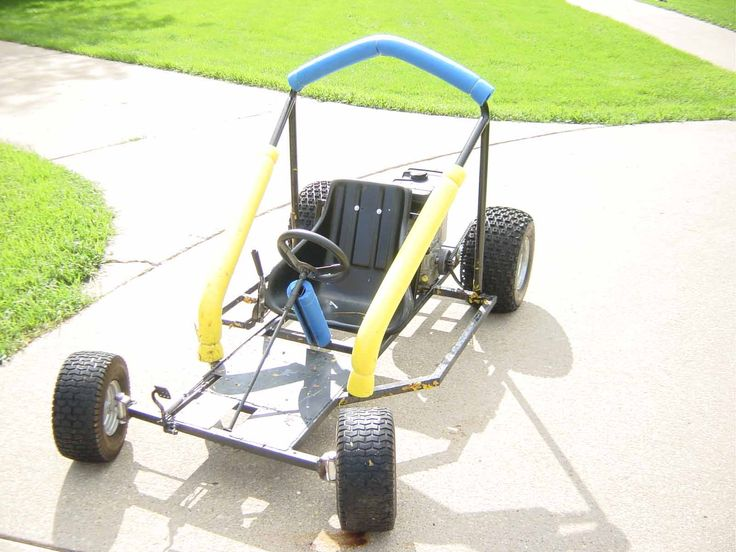 how to build a go kart - Google Search
