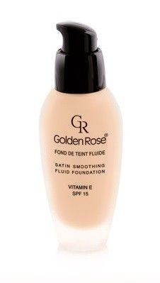 Deze #foundation van Golden-Rose is onmisbaar in jouw #make-up routine. De foundation geeft een perfecte dekking en is makkelijk aan te brengen. Verkrijgbaar in 11 kleuren. #Pedicuregroothandel