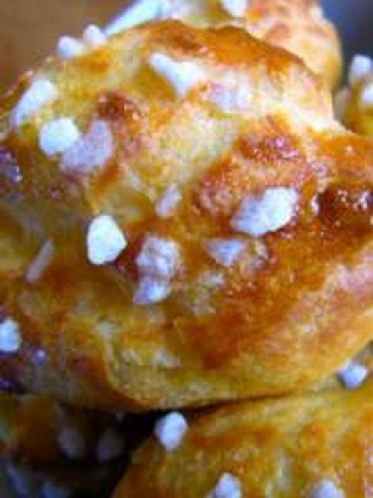 20 recettes de choux pâtissiers