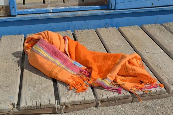 ZusenZomer Kikoy Orange
