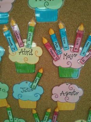 Quelques idées 2015 pour décorer la salle de classe maternelle