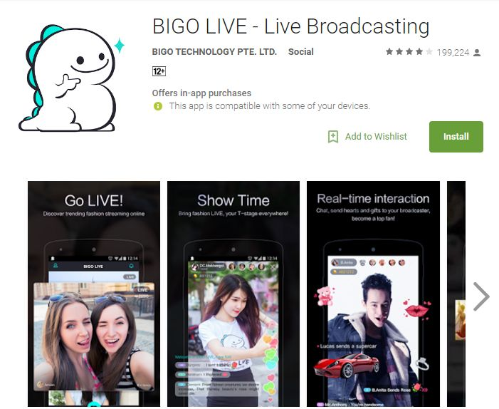 Aplikasi Bigo Live Menjadi Ajang Pornografi  ~ Serba-Serbi Artikel