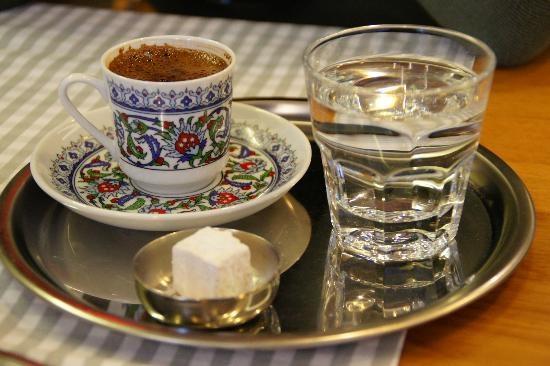 Cafe Mese: caffè turco, turkish coffee